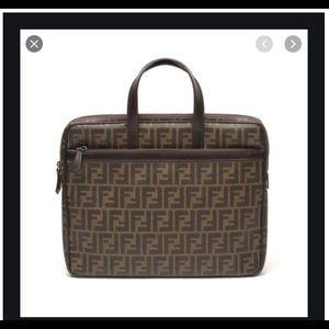 NEW Fendi Laptop Bag